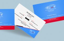 Name Card one valet