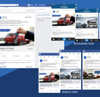 Facebook Ads-direct cars