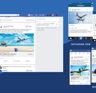 Facebook Ads-ivan insurance
