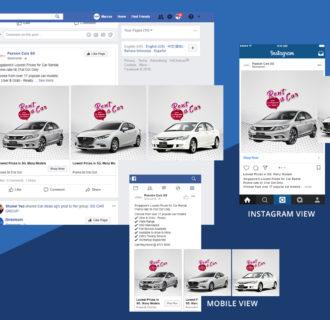 Facebook Ads-passion car