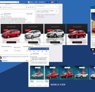 Facebook Ads-sg car choice